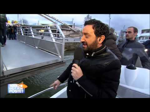 Cyril Hanouna se