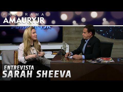 Entrevista - Sarah Sheeva