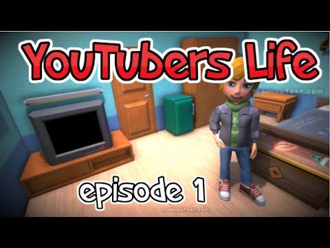 MIJN NIEUWE YOUTUBE CARRIÈRE! - YouTubers Life #1 [Nederlands] [Dutch]