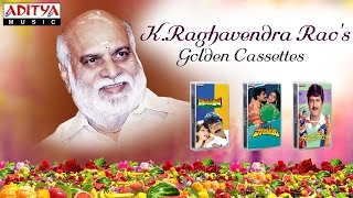 K.Raghavendra Rao Telugu Hit Songs || Golden Cassettes Jukebox