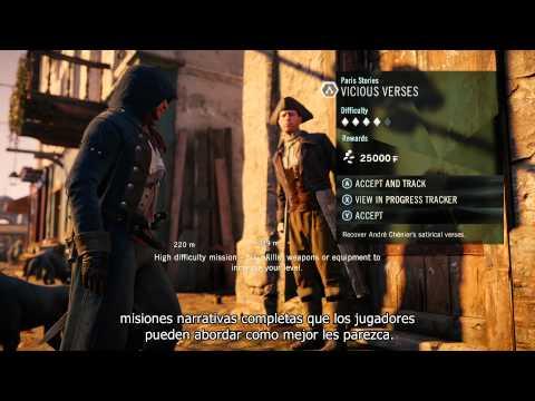 Cómo se hizo París en Assassin's Creed Unity