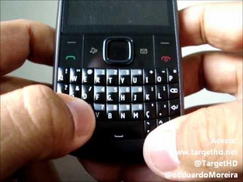 Eduardo Moreira - Review - Nokia X2-01