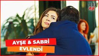 Ayşe ve Sabri Karı-Koca Olursa - Afili Aşk 15. Bölüm (İLK SAHNE)