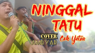 Download Mp3 Kowe Tak Sayang - Sayang | Ninggal Tatu  Cak Yetno - Koplo   Cover