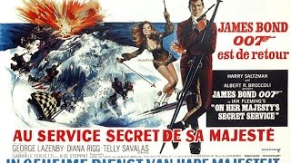 1969 - James Bond - On her majesty