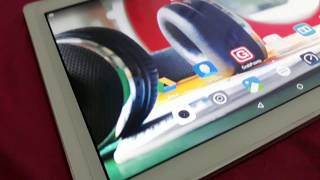 Unboxing Lenovo tablet TB2-X30L