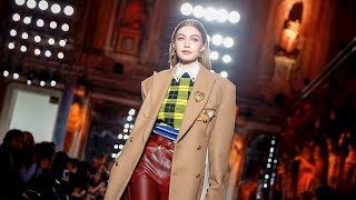 Versace | Fall Winter 2018/2019 Full Fashion Show | Exclusive