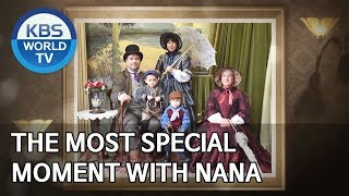 The most special moment with Nana [The Return of Superman/2019.12.01]