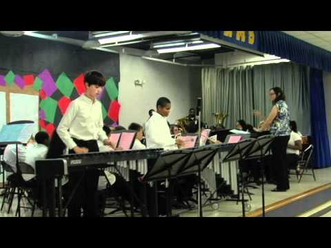 Duelin Xylos - Newburg Middle School Band