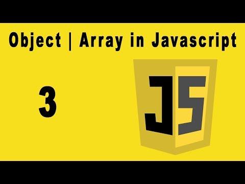 JavaScript Tutorial für Anfänger #3 - Typen und Objekte | Object & Array thumbnail