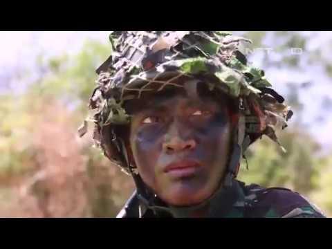 GARUDA - Latihan Kesenjataan Terpadu Pasukan Marinir 2