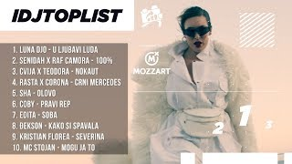 SENIDAH ZNA KAKO SE PRAVE HITOVI | IDJTOPLIST powered by MOZZART S02 E90 | 12.12.2019