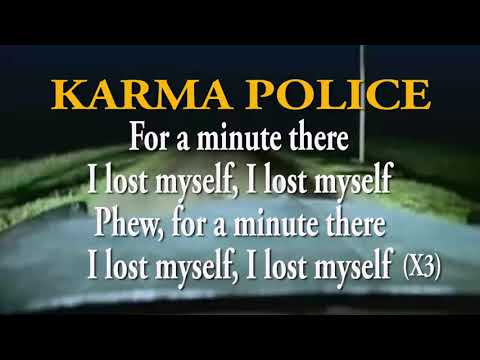 karma-police-lyrics