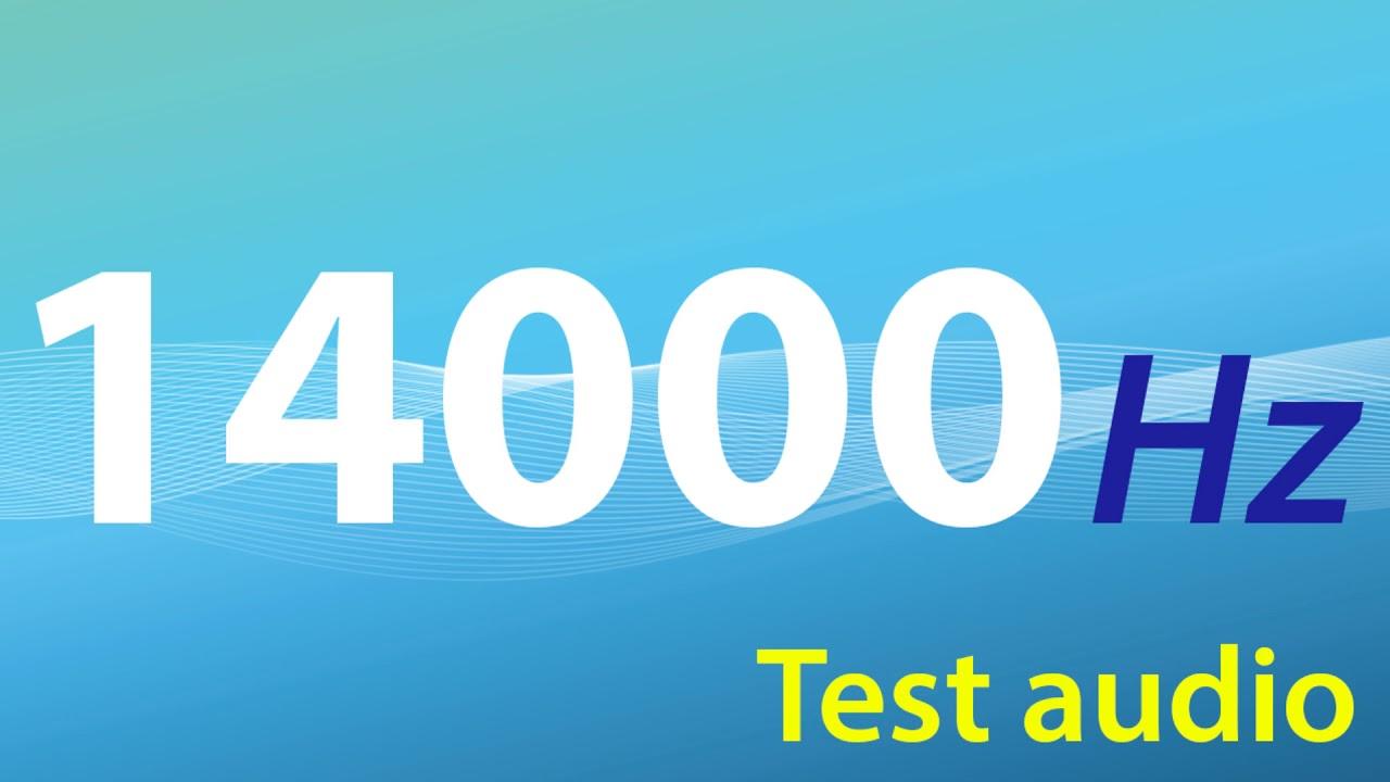 14000 hz