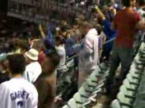 Dodgers vs. Padres 9/18/06 PT. 2 game winning homerun!