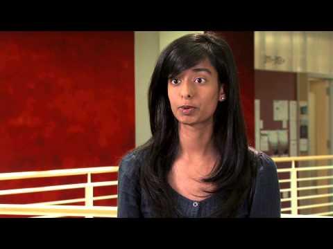 Stanford Engineering Graduate Fellow Melina Mathur