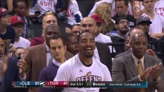 Kyle Korver Vs Toronto raptors 18pts Game4 2017 NBA Playoff