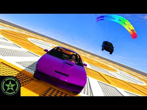 Let's Play - GTA V - Special Cunning Stunts 3