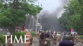 Violent Clashes Leave At Least 12 Dead Following Rape Conviction Of Indian Guru | TIME
