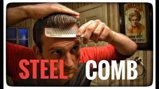 STEEL Tooth Comb Review