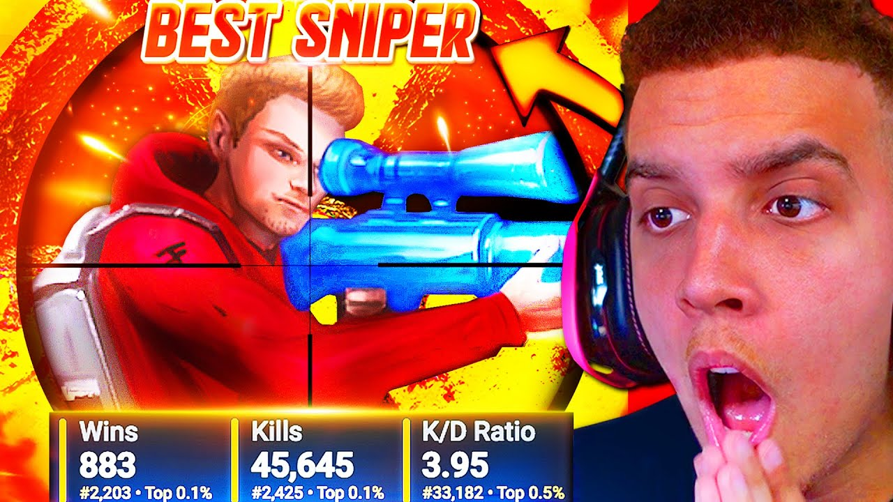 Download Reacting to Top 0.1% BEST Warzone Sniper of ALL TIME! 🤯