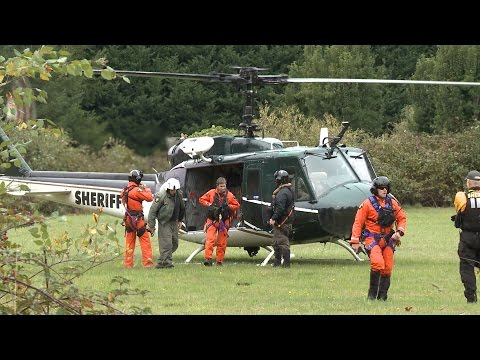 King County Marine Rescue & Air Support Units