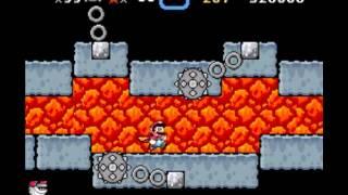 Super Mario World - 100% Walkthrough, Part 20: Butter Bridge 2 & Ludwig