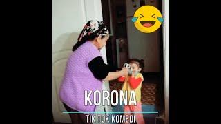 Tik Tok Videoları 1 Corona Korona Komik Videolar İzle