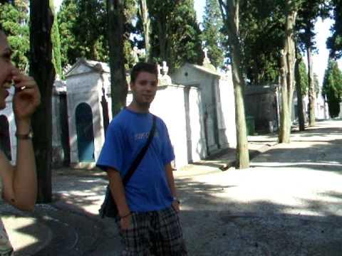 Cemiterio dos Placeres ....LIsboa