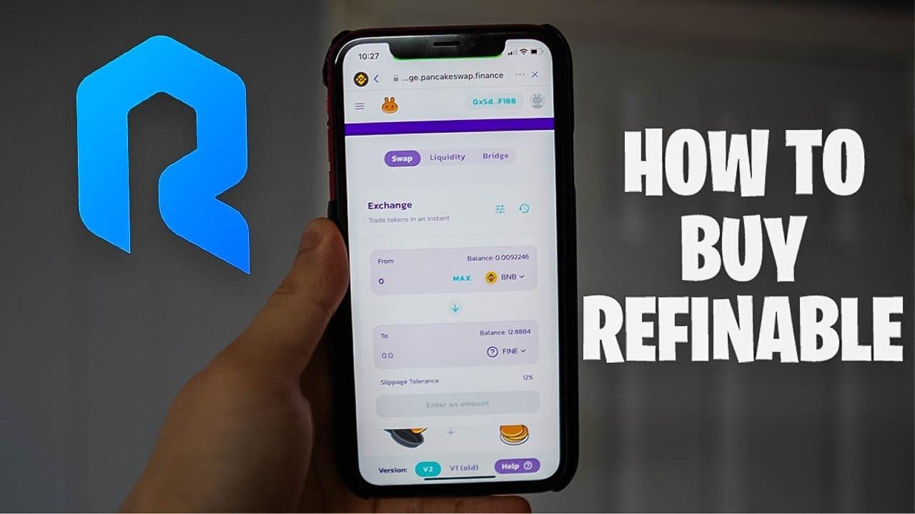 How to Buy ReFinable Token ($FINE) - The EASIEST Method! DO NOT MISS!!!