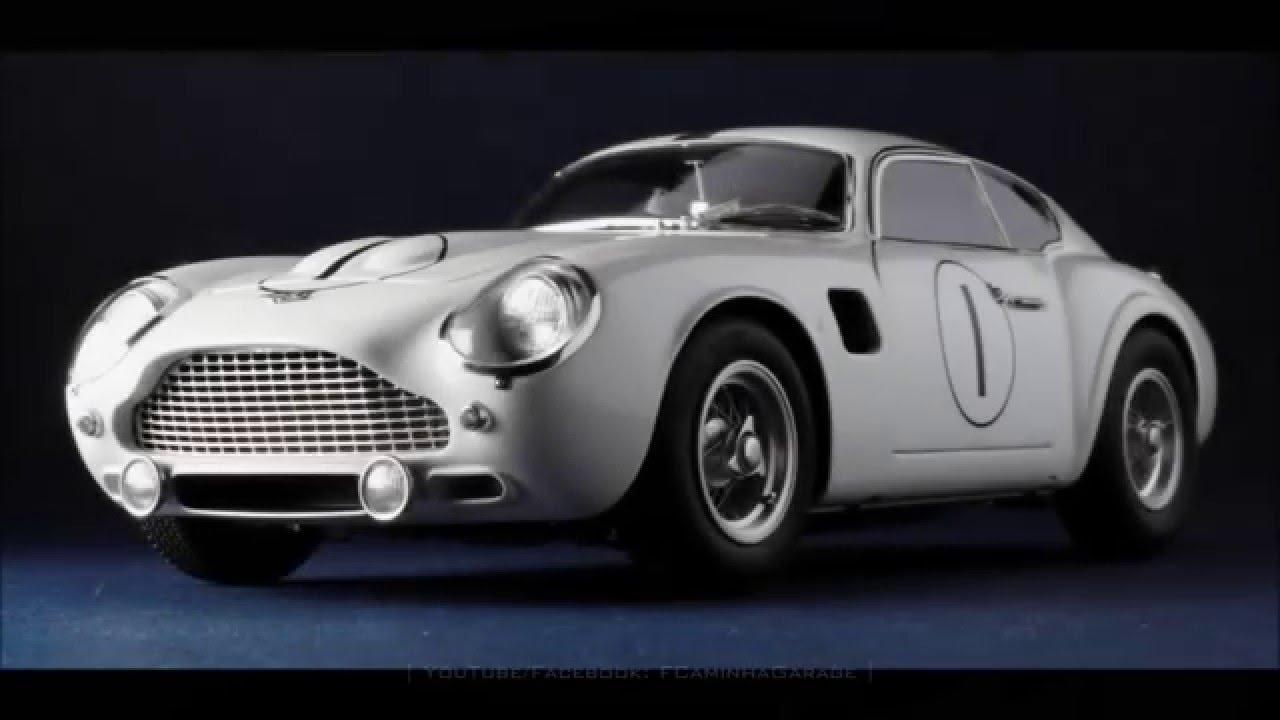 All Types aston db4 zagato : Aston Martin DB4 GT Zagato Le Mans 1961, Start - Nr. 1 ...