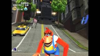 CITY ESCAPE MEGAMIX - featuring Darude, Space Jam, Lanky Kong and Knuckles thumbnail