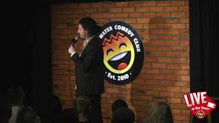 Alfie Brown | LIVE at Hot Water Comedy Club