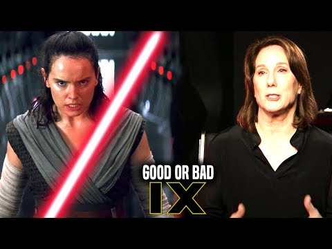 Star Wars Episode 9 Is THIS Good or Bad! Kathleen Kennedy & More