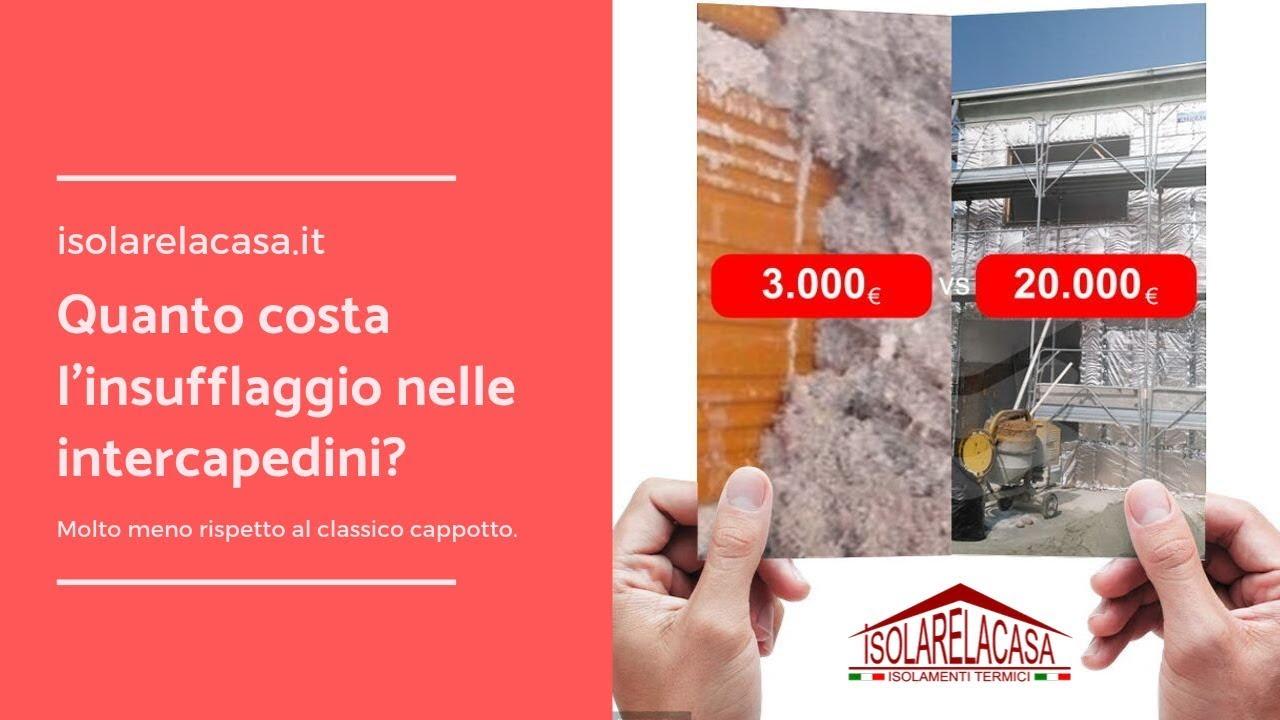 Isolare La Casa Basaluzzo insufflaggio cellulosa prezzi | quanto costa isolare la casa?