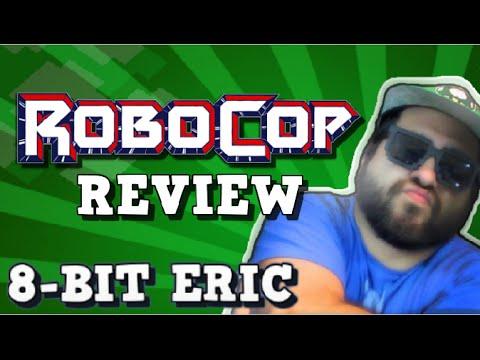 Robocop (NES) Review   8-Bit Eric