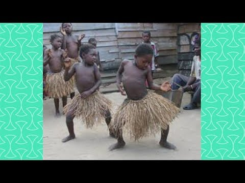 Happiness African Kids Dancing -  Funny and Cute Africa Kids Dance Compilation thumbnail
