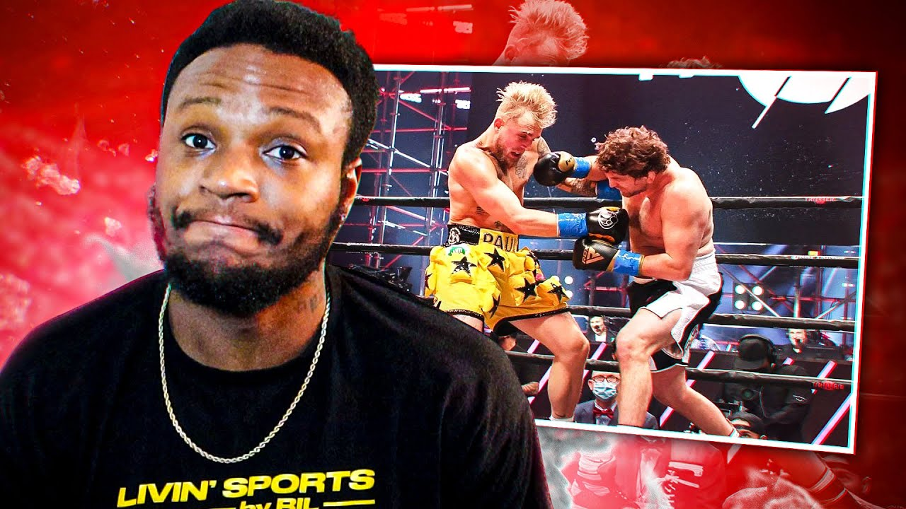 Reacting To Jake Paul's 1st ROUND KO on Ben Askren!