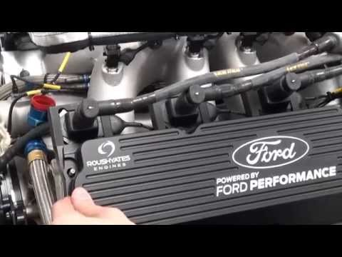 Road to the 2015 Daytona 500 Championship - Roush Yates Racing Engines FR9