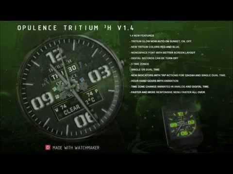 Opulence Tritium Version 1 4