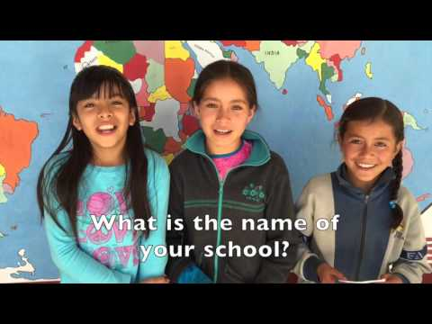 What is Elementary school like in Contumazá, Cajamarca, Perú? -I.E. 105 Video 1