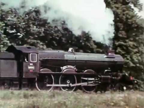 King George V Locomotive No. 6000 (1970)