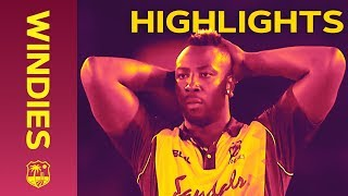 Bangladesh Defeat T20 World Champions   Windies V Bangladesh 3rd It20 2018   Extended Highlights