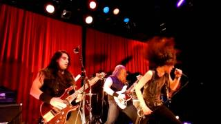 "Holy Grail ""Immortal Man"" live 12/01/2011"