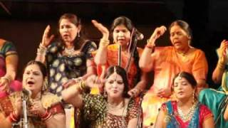 Traditional Gali Geet --  Folk Songs of Avadhi Hindi, Indian Marriage Ceremony