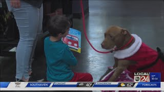 "Humane Society of Memphis and Shelby County decked the ""howls"""