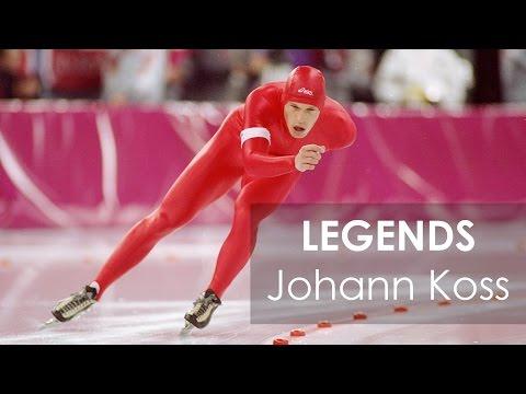 Donovan Bailey Talks Greatness with Johann Koss