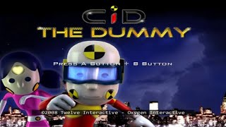 CID the Dummy Wii Gameplay