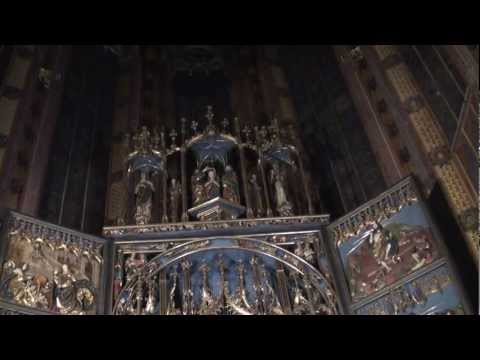 2011 Euro Travel #12 - Poland #12 - Krakow #05 - St. Mary