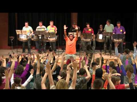 March 18, 2016: School Assembly at Fort Lewis Mesa Elementary School